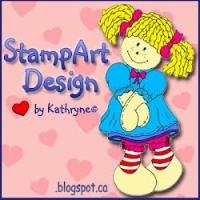 Stamp Art Designs by Katherine
